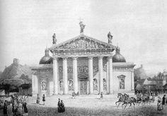 Vilnius Cathedral, Lithuania - Vasily Sadovnikov