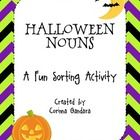 This is a fun Halloween themed noun sorting activity/center.  It includes a noun poster and description.  Students sort nouns by people, places and...