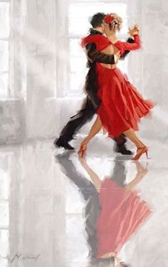 New salsa dancing painting tango dancers ideas Shall We Dance, Just Dance, Artist Canvas, Canvas Art, Canvas Size, Tango Art, Tango Dancers, Ballet Dancers, Dancing Drawings