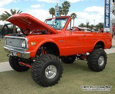 1971 Chevy Blazer