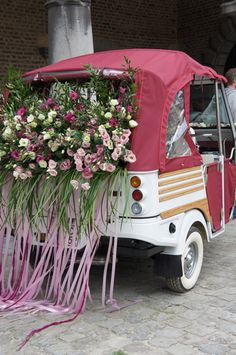 my dream wedding car