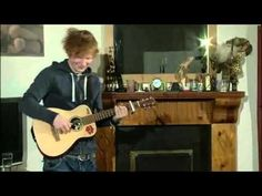 """Wake Me Up - Ed Sheeran;;   Favorite Line: """"I could do without a tan on my left hand, where my forefinger meets my knuckle."""" So precious <3"""