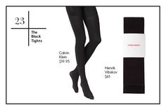 Buy: more Black/charcoal tights Wrap Up In 30 Winter-Wardrobe Essentials #refinery29