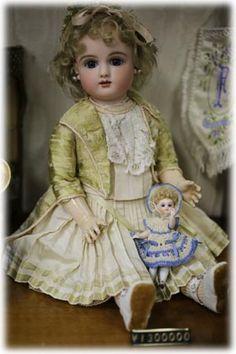La poupée de la poupée....