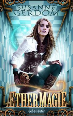 [Rezension] Æthermagie von Susanne Gerdom  Die perfekte Mischung aus gewohnten Steampunk Elementen und Fantasy, die den Leser mit überzeugenden Figuren in eine neue Welt entführt.