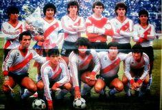 CARP - Equipo Campeón Intercontinental 1986.