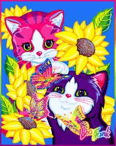Roach this is for you! I actually remember having this exact folder. One fad my mom actually let me participate in was Lisa Frank school supplies! Love it!