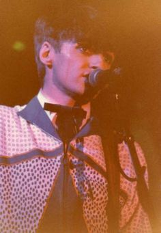 Then I found - perfection, married to another : ) ... in the form of Neil Finn