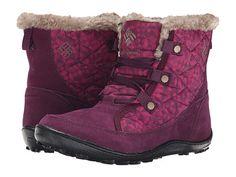 Columbia Minx™ Shorty Omni-Heat™ Print Purple Dahlia/Wet Sand - Zappos.com Free Shipping BOTH Ways