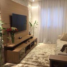 Tablette au-dessus du meuble télé