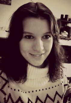 Nice and warm sweater from my mother <3