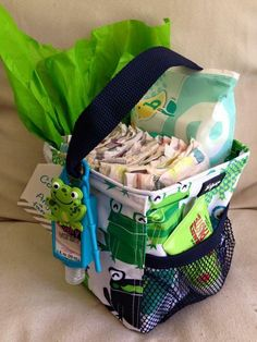 Baby Changing Station Thirty-One Littles Carry-All Caddy #31uses