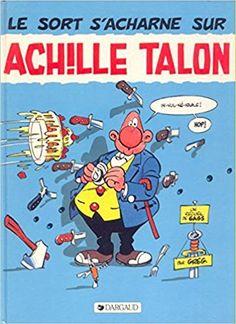 Bande Dessinée  - Achille Talon, n° 22 : Le sort s'acharne sur Achille Talon - Greg - Livres