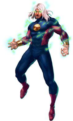 Nitro(Нитро) Marvel Comics
