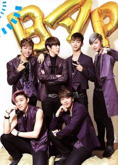 Daehyun,Himchan,Yongguk, Zelo,Jongup,Youngjae ♡