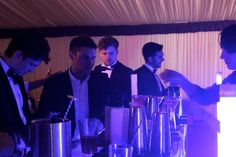Lion in Winter Ball- Flair Mixologists