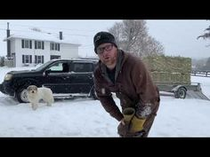 Unloading Square Hay Bales Without a Tractor Hay Bales, Homestead, Tractors, Youtube, Youtubers, Youtube Movies