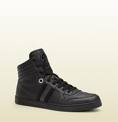 Just purchased for my hubby's bday !! He will be so excited: Men's high-top sneaker from viaggio collection
