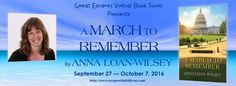 A March to Remember by Anna Loan-Wilsey - Escape With Dollycas Into A Good Book