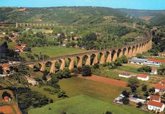Souillac viaducts, France