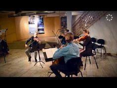PUCCINI - Crisantemi, for String Quartet - YouTube
