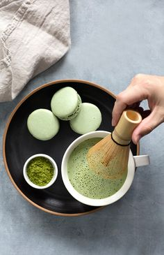 Matcha is SO much more than just a tea! It's a great ingredient for adding flavor, color and antioxidants to your favorite treats.