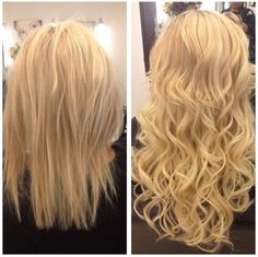 The most preferred hair extensions course in Canada. Become a hair extensions technician in ONE DAY! find a hair extensions course near you. Hair Extensions Before And After, Hair Extensions Best, Trendy Hairstyles, Wedding Hairstyles, 18 Inch Hair, Hair Extension Care, New Hair Growth, Nail Growth, Hair Stores