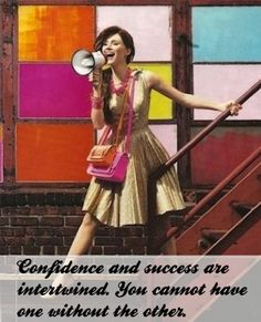 Be a woman of success and confidence :) http://WildlyAliveWeightLoss.com #WildlyAlive  #WildlyAliveWeightLoss