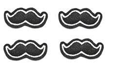 Mustache felties