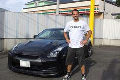 Paul Walker - Japan, Nissan test drive