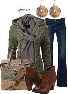 """Earthy"" by taytay-268 on Polyvore"