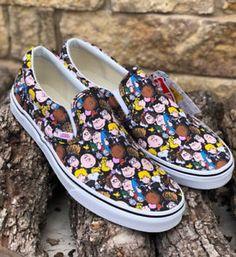 be95562bae6 Vans x Peanuts Classic Slip On