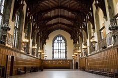 Hart House Great Hall at U of Toronto. I was in the amateur symphonic band that practiced in this hall. Hart House has so many great spaces, but this is one of my favorites. William Byrd, Carl Orff, Free Video Converter, Aaron Copland, Hart House, The Road Not Taken, University Of Toronto, Songs To Sing, I Love Music