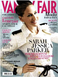 Sarah Jessica Parker COVER