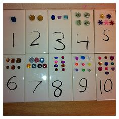 Wonders of Learning: Creating Counting Tiles