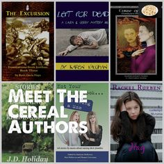 The guilty parties that make up the Cereal Authors Blog.
