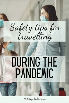 Tips and tricks on how to keep yourself safe while travelling during the pandemic. From where to sit, what to do in the airport and what to bring with you on the plane.