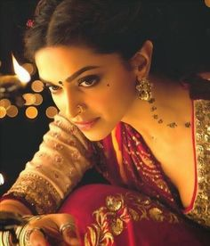 Deepika Padukone in Ram Leela Movie