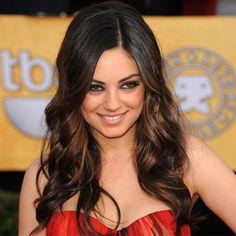 How to Get Mila Kunis's Stunning Hair and Makeup  - www.bellasugar.com