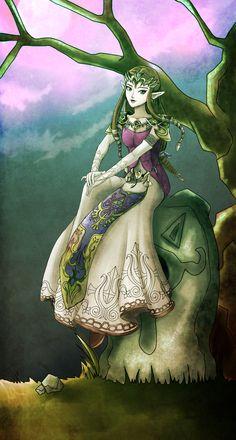 Princess of the night by crazyfreak.deviantart.com on @deviantART