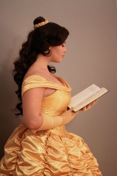 I'd love to do a plus size bell costume someday :)
