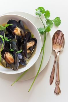https://flic.kr/p/ru4e3G | Mediterranean Mussels | Recipe and Story up on the Blog soon!