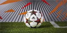 Adidas released the official ball for the UEFA Champions League 2014/2015