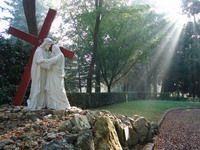 Saint Louis Marie Grignion de Monfort.