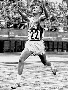 1964: Billy Mills wins gold in 10,000 meters, His victory remains the only gold medal in the 10,000 meters by an American.