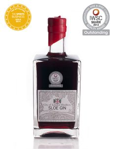 COLD Gin Products | City of London Distillery
