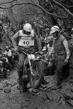 Martin Lampkin, el ultimo Campeon de Europa y el primer Campeon del Mundo... 1973/1975... Siempre con Bultaco...