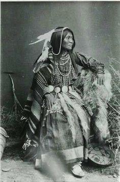 "lunasoldesigns: "" Tonto Apache Woman """