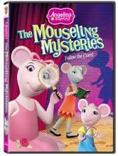 Win Angelina Ballerina: The Mouseling Mysteries DVD! Check out @Christy Palmer (Thrifty & Thriving) Nifty Mommy!