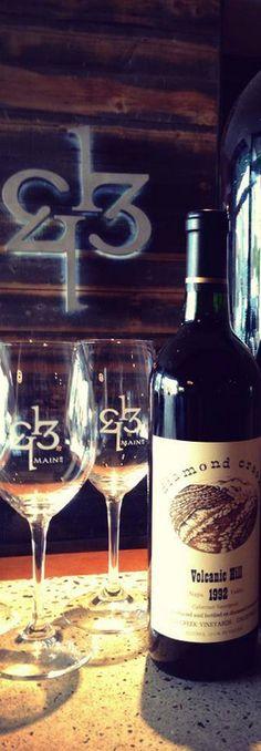1313 Main - Napa, California #winetasting #wine #winery #bestwine #Napa #travel #vineyard #wines